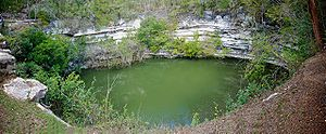 Sacrifice in Maya culture - Sacred Cenote: the site of an unknown number of human sacrifices