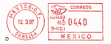 Mexico stamp type DC2D.jpg