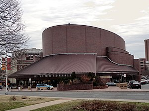 Joseph Meyerhoff Symphony Hall - Image: Meyerhoff Sym Hall 2012a
