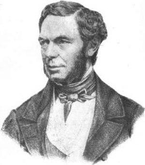 Michael Doheny - Michael Doheny (1805 - 1863)