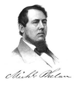 Michael Phelan Net Worth