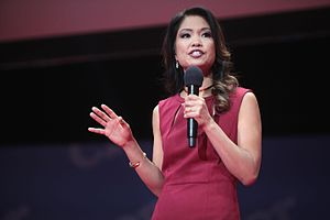 Michelle Malkin - Malkin speaking in South Carolina in 2016