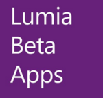 Logo de Lumia Beta Apps