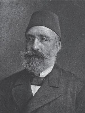 Midhat Pasha - Image: Midhat pasha