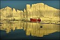 Midnight Colors of the Ice, Ilulissat Kangerlua - panoramio.jpg