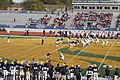 Midwestern State vs. Texas A&M–Commerce football 2015 23 (Midwestern State on offense).jpg