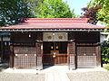 Mikadoyama Kotoni Tenman-gū.JPG