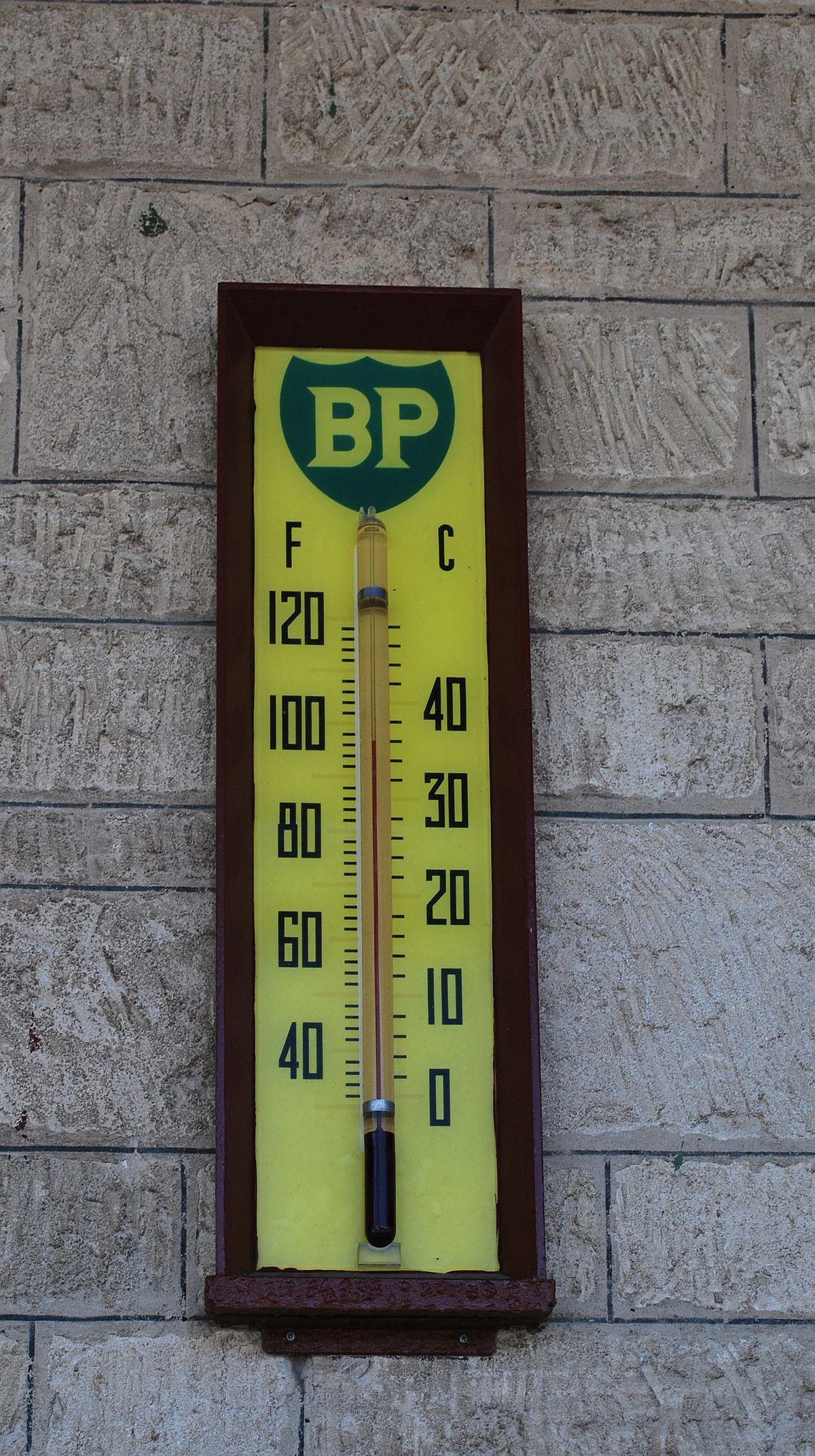 Termometria Wikipedia La Enciclopedia Libre