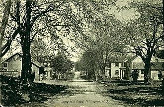 Millington, New Jersey - Image: Millington New Jersey 1908