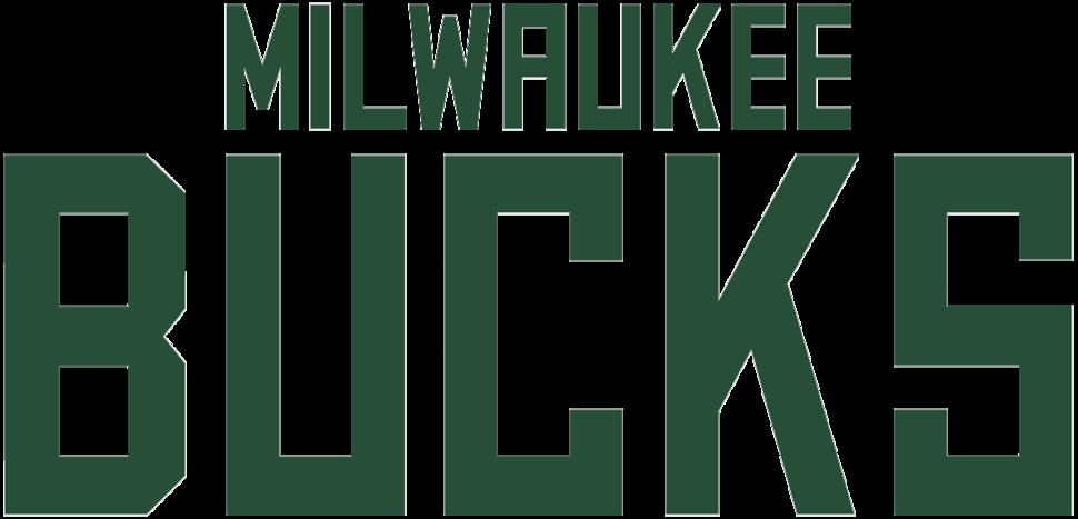 Milwaukee Bucks wordmark 2015-current