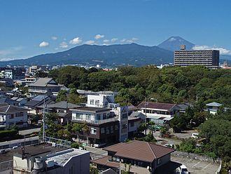 Mishima, Shizuoka - downtown Mishima