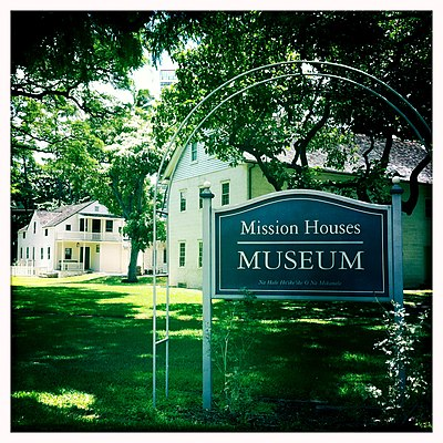 Hawaiian Mission Houses Historic Site and Archives
