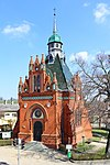Evang.  Parish Church AB, Elisabeth Church