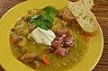 Mmm... split pea soup (8139761028).jpg