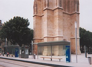 Station Hôtel de Ville (Tram de Bordeaux) - Hôtel de Ville stop