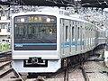 Model 3000-Sixth of Odakyu Electric Railway.JPG