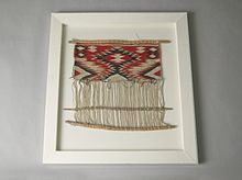 Navajo weaving - Wikipedia