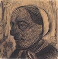 Modersohn-Becker - Brustbild einer Bäuerin mit Haube - 1903-04.jpeg