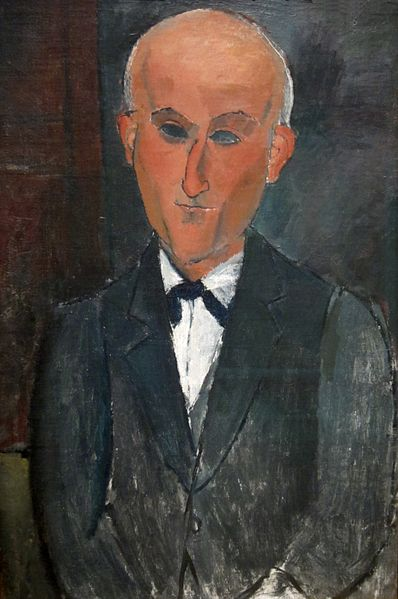 Max Jacob, Modigliani