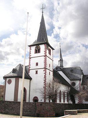 Mörlenbach - Saint Bartholomew's Catholic Parish Church