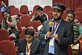 Mohammed Soroar Alam - Panel Discussion - Collaboration with Academic Institutes for the Growth of Wikimedia Projects in Indian Languages - Bengali Wikipedia 10th Anniversary Celebration - JU - Kolkata 2015-01-09 2891.jpg