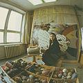 Moldovan artist Maria Racila-Saca (80-ies). (6992159905).jpg