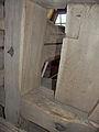 Molen Wenninkmolen kap bovenwiel achterkant kruisarmen.jpg