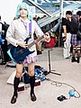 Momizi Lin as Hina Hikawa at FF36 20200823b.jpg