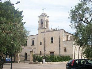 Martano - Image: Monastero di Martano