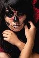 Monica - Dia De Los Muertos makeup.jpg