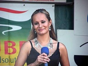 Monika Absolonová w 2004 roku