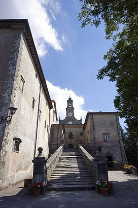 Image illustrative de l'article Abbaye de Monte Senario