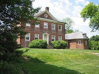 Montpelier Mansion (Laurel, Maryland) - Image: Montpellier Mansion