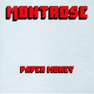 Paper Money - Image: Montrose Paper Money
