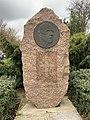 Monument Charles Gaulle - Fontenay-aux-Roses (FR92) - 2021-01-03 - 2.jpg