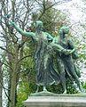 Monument au Général Thys by Frans Huygelen - Cinquantenaire - Brussels, Belgium - DSC08405.jpg