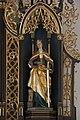 Moosburg an der Isar, St Kastulus 027, Side altar.JPG