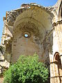 Moreruela, bóveda transepto.jpg