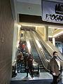 Morial Center Comic Con 2012 Escalator.JPG