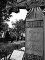 Mormantul arh. Ion Mincu.JPG
