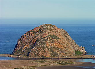 Morro Bay, California - Morro Rock