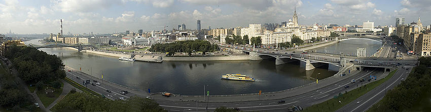 Moscow pano