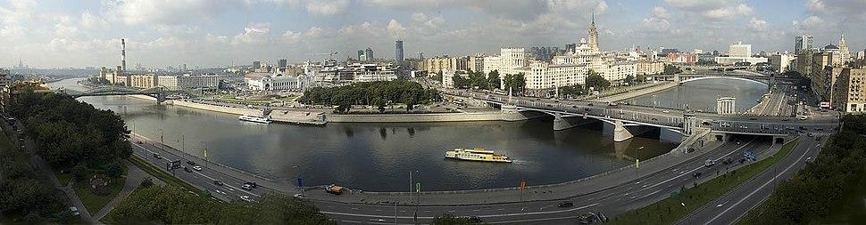 Vido de rivero Moskva
