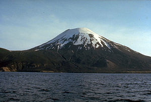 Mount Amukta - Mt. Amukta, June 1972