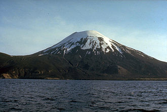Mount Amukta - Mt. Amukta, June 1972