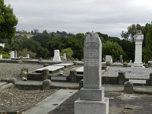 Mount Saint Joseph Cemetery (Hayward, California)