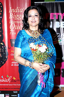 Moushumi Chatterjee Indian actress