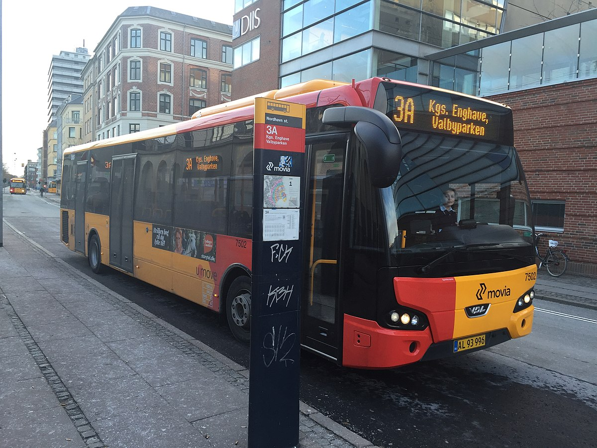 bus valby århus