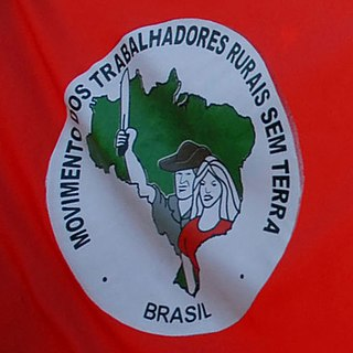 Landless Workers Movement movement in Brazil