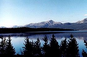 Vue du mont Elbert.